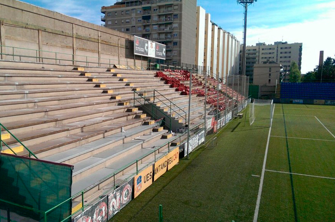 Camp de futbol Narcís Sala